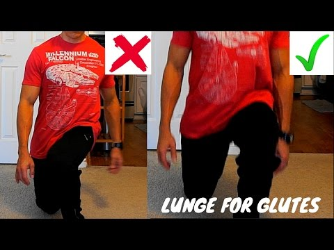 How to Lunge!