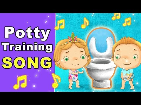 Potty training video for toddlers to watch |  Potty Training Song | Potty Song
