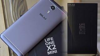 BLU Life One X2 Mini Unboxing