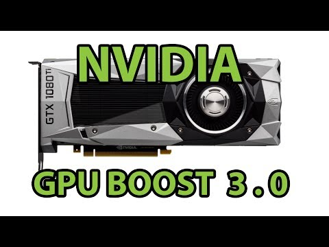 Understanding NVIDIA Boost 3.0