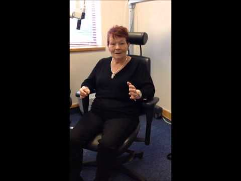 Anne's first experience of Lyric hearing aid