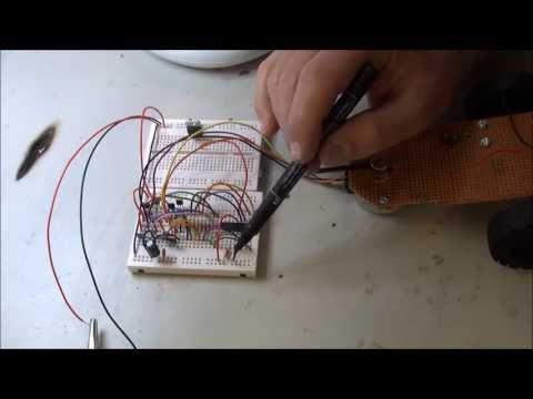 Control a Stepper Motor with PIC Microcontroller