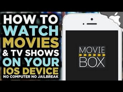 How To Get MOVIE BOX on your iOS Device! 10.3 and below (NO JAILBREAK) iPhone iPad iPod Touch