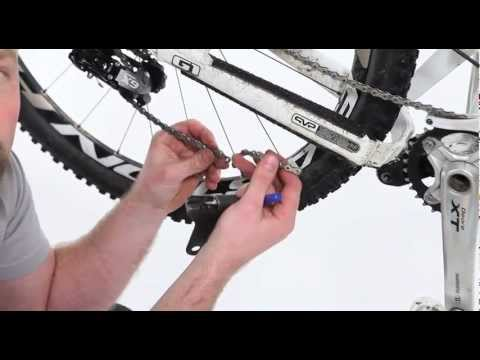 How to replace a mountain bike chain and cassette