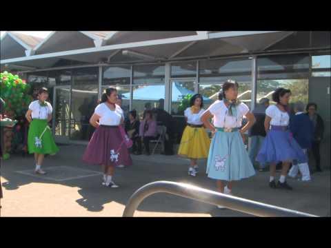 Doelger's October 2011 Poodle Skirt Dance