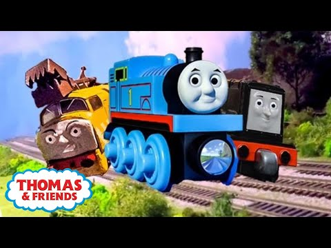 Thomas & Friends: Racers on the Rails Compilation + New BONUS Scenes! | Thomas & Friends