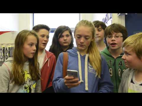 Cyber Bullies - part of Anti-Bullying Week. A film by West Yorkshire Police & Scissett Middle School