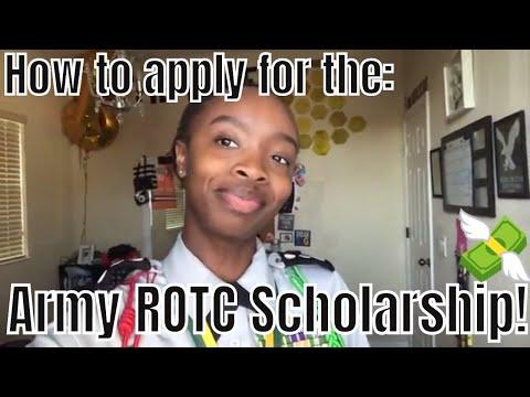 Army ROTC Scholarship!