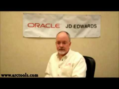 ARCTOOLS® -- Oracle® JD Edwards Data Purging & Archiving