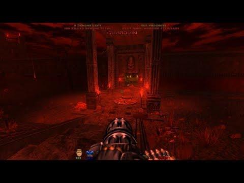 DOWNLOAD:Doom Slayer Chronicles | Level 2: Blood Rain Plaza [Brutal