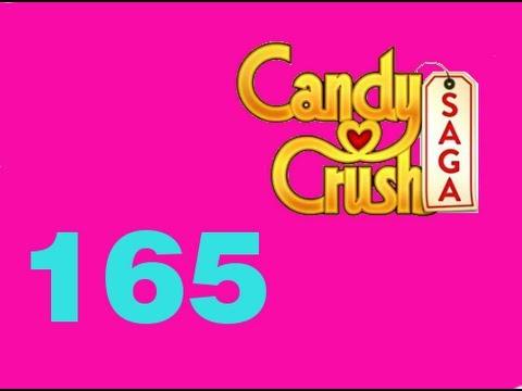 Candy Crush Saga Livello 165 Level 165