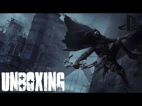 Thief (Target Exclusive Steelbook) PS4 Unboxing