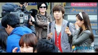 Couple Seo Hyun (SNSD) & Yong Hwa (C.N. Blue)
