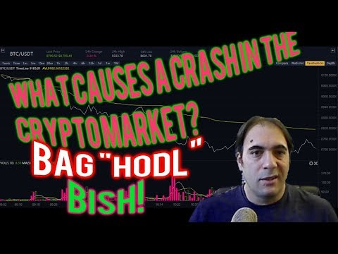 What Causes A Crash In The Crypto Market.. must-watch