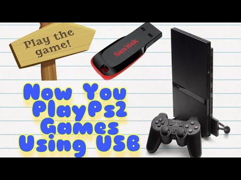 Easiest Way To Play Ps2 Games Off Usb 2018 Updated