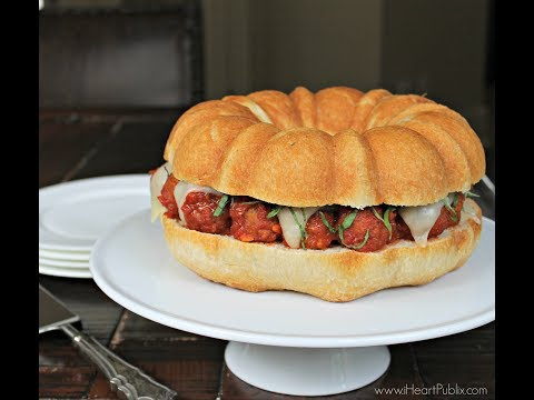 Meatball Sandwich Ring