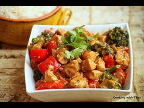 Instant Pot Honey Sesame Chicken- 15 Minutes