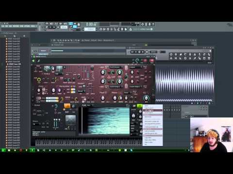Harsh Dubstep Growl Tutorial in FL Studio