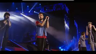 One Direction- Where we are live from San Siro stadium And The Road To