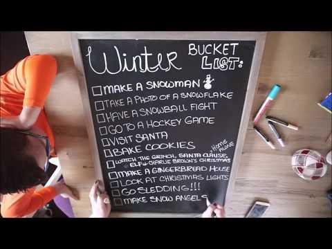 Our Winter Bucket List   Family Bucket List   Bucket List Ideas for the Winter