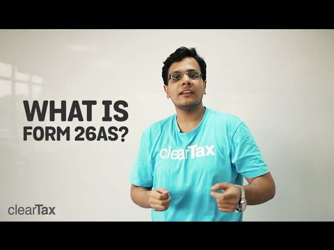 How is Form 26AS (Tax Credit Statement) Useful