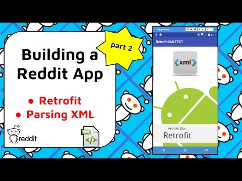 Retrofit Android Tutorial [Build a Reddit App Part 2]