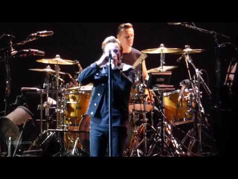 U2 Trip Through Your Wires, Vancouver 2017-05-12 - U2gigs.com