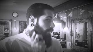 Tom Chapman - styling my beard using Fit For Vikings