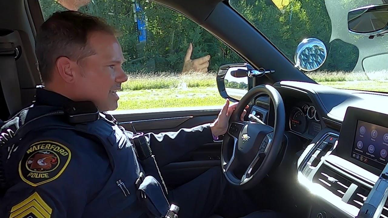 The All-New 2021 Chevrolet Tahoe PPV | GM Fleet