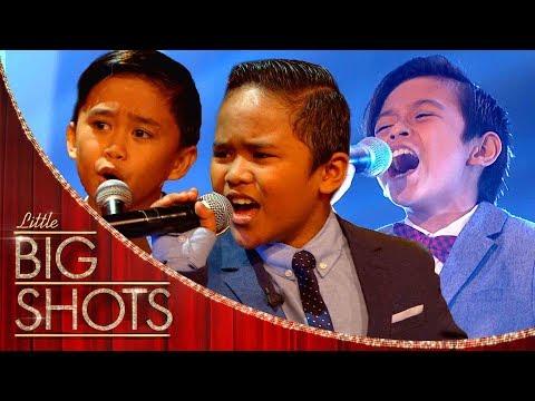 TNT Boys Sing Beyonce's Listen   Little Big Shots