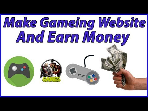 How to make a online game website for free { Hindi | Urdu }