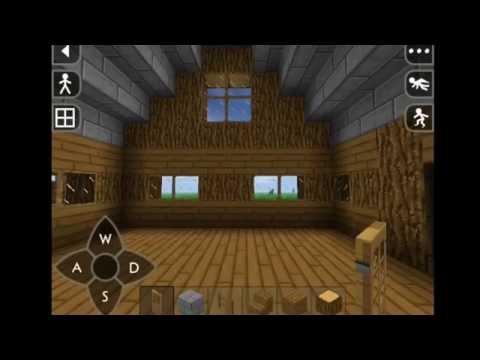 survivalcraft simple house tutorial part 2