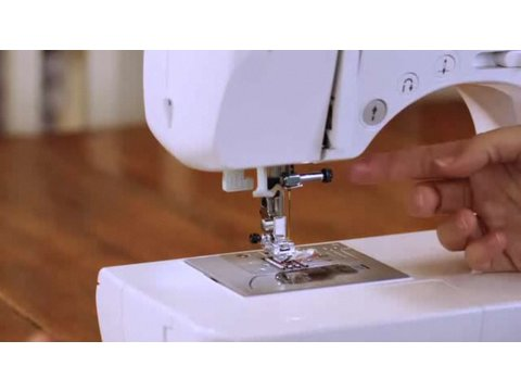 How to Replace Sewing Machine Needles | Sewing Lessons