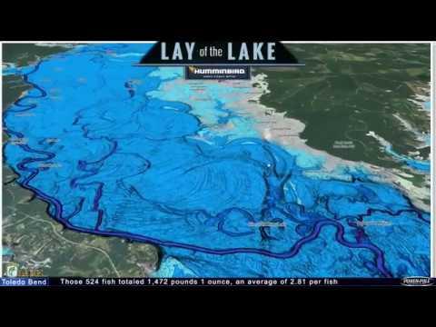 Lay of the Lake: Toledo Bend