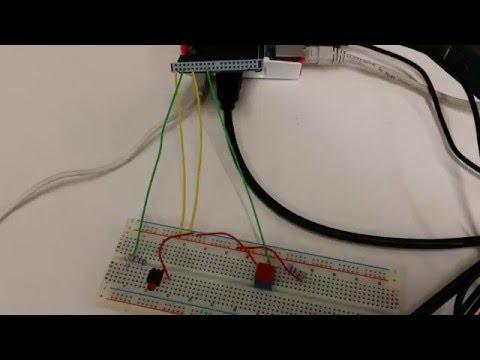 Python Program with Raspberry pi