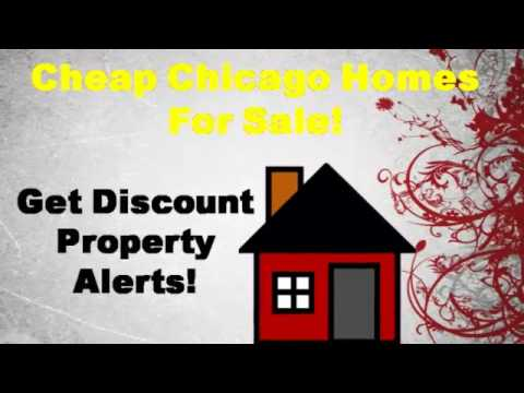 Cheap Chicago Homes For Sale | (708) 401-8647 | Join our VIP Home Buyers List