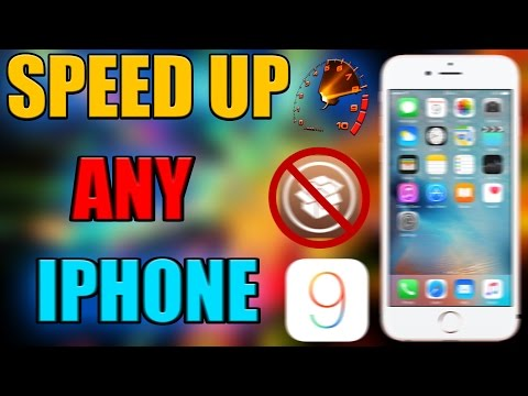 Make ANY iPhone Faster with a Simple iOS 9 Glitch! (NO JAILBREAK)