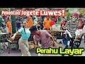 Download  Penontone Jogete Luwes I PERAHU LAYAR I Angklung Carehal Malioboro MP3,3GP,MP4
