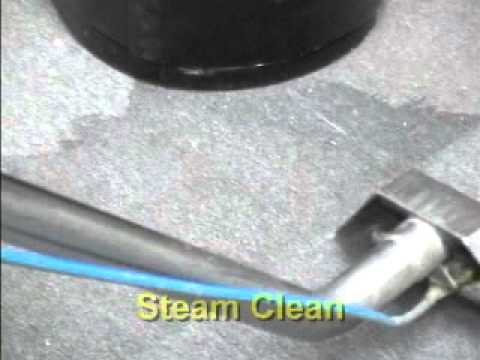 How to Clean Stains on Commercial Grade Carpet with QUICK DEGREASER