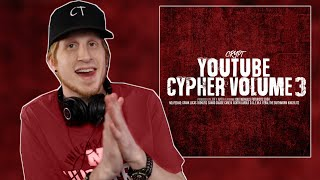 How I Made the Beat for YouTube Cypher Vol 3