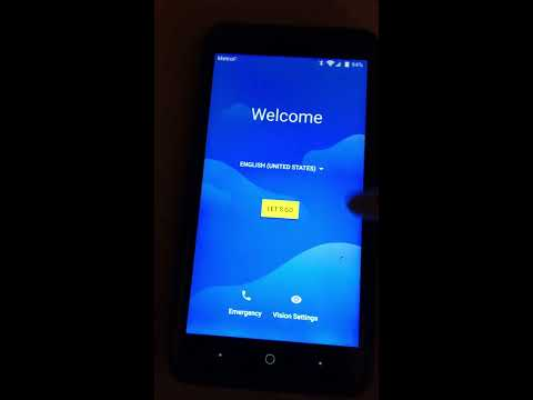 How to unlock android phone from google account -