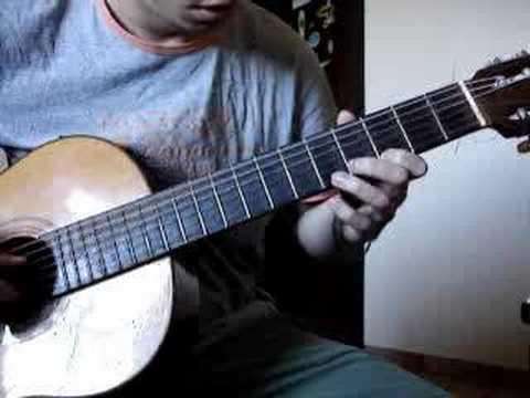 Acoustic Guitar - Titanic Soundtrack