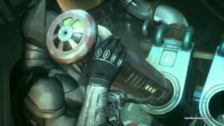 Batman arkham Knight batman del 6 blir lurad av Scarecrow