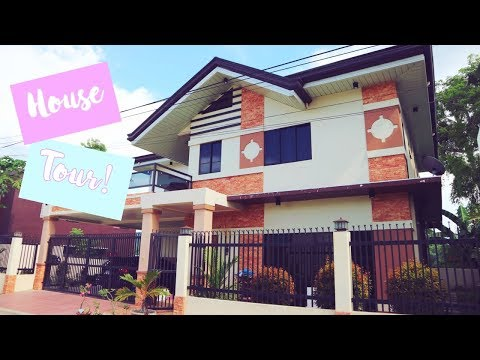 HOUSE TOUR !! (Philippines) | ANGEL V.