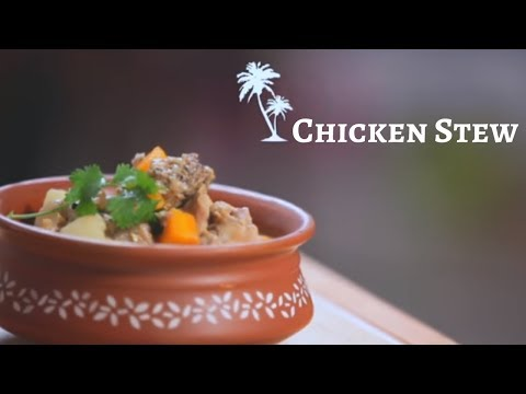 Chicken Stew - Kerala Style Chicken Curry Recipe - Christmas Special Chicken Recipe