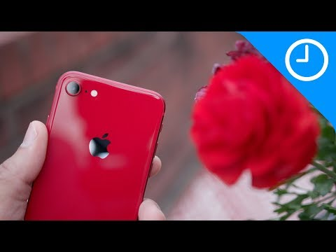 Hands-on: RED iPhone 8 [9to5Mac]