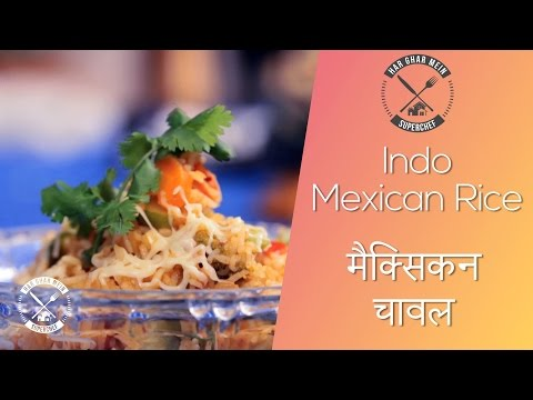 How To Make Tasty Indo Mexican Rice With Leftover Rice || Pranav Joshi || Rice Repice || Fusion Food