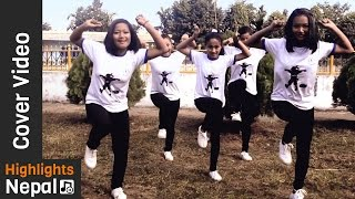 Lyang Lyang Cover Dance by MJ Dance Academy   New Nepali Movie Song Romeo   Contestant No 11