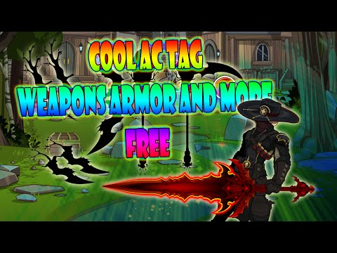 =AQW= Best FREE 2016 Non-Member AC Tagged Armors, Weapons, Helms, & Pets
