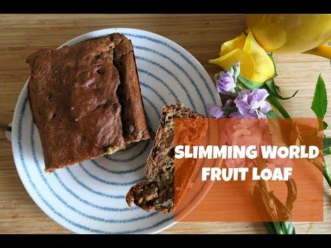 SLIMMING WORLD FRUIT LOAF